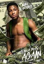 NBA YOUNGBOY (DVD)- 'NEVER BROKE AGAIN' ... DVD...MUSIC VIDEOS.. 2017... HOT!!
