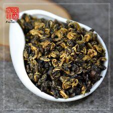250g Yunnan Black Tea Hong Bi Luo Dian Hong Red tea Hong Cha Dianhong Te Buds