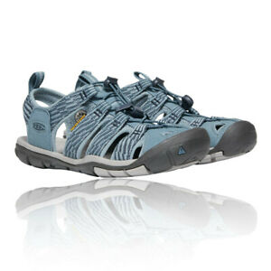 Keen Womens Clearwater CNX Walking Shoes Sandals Blue Sports Outdoors Breathable