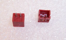 QTY (100)  B2B-PH-K-R JST 2 POSITION TOP ENTRY HEADERS 2mm PITCH  RED 2 PIN