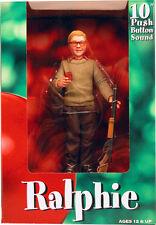 A Christmas Story RALPHIE Talking action figure NECA~Peter Billingsley~doll~NIB