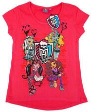 Vêtements rose pour fille de 2 à 16 ans en 100% coton, taille 14 - 15 ans
