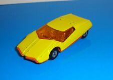 Matchbox Lesney SuperFast 1 Loose Vehicle No. 33 Datsun 126X Yellow