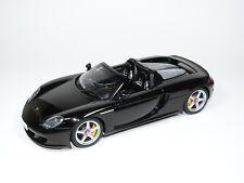 Porsche Carrera GT 2003-2006 schwarz black noir nero negro AUTOart 78047 1:18