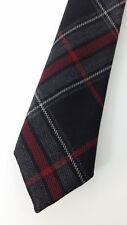 Spirit Of Bruce Modern Tartan Tie100% Pure Wool 4 Dressed Shirt Kilt Sporran