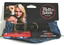"1 MuttNation By Miranda Lambert M 3/4"" X 12 To 16"" Paisley Handkerchief Collar"