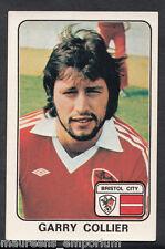 (ZZ) - Panini 1979 Football Sticker No 81 - Bristol City - Garry Collier