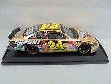 Jeff Gordon #24 DuPont Looney Tunes 2001 Chevrolet MC 24KT GOLD Nascar Diecast M