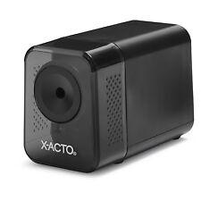 X-Acto Electric Pencil Sharpener Black School Classroom Business Office Desktop