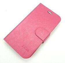 Para Samsung Galaxy Ace style g310 bolso cover funda con inclinación Pink