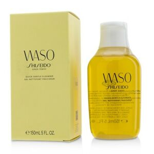 Shiseido Waso Quick Gentle Cleanser 150ml Mens Other