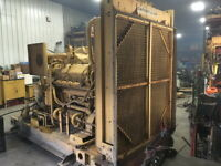 1983 CAT 3412 Diesel Power Unit, 570HP,  All Complete & Run Tested