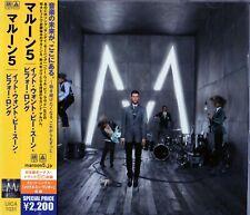 "Maroon 5 - It Won't Be Soon Before Long"" JAPAN CD OBI +Bonustrack"