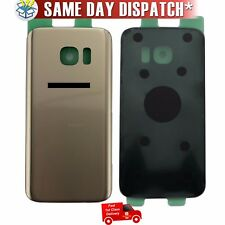 100% Original Samsung Galaxy S7 SM-G930F Battery Rear Cover Back Glass Gold UK