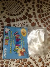 "webkinz lil'kinz googles platypus Mailed Unused ""Code Tag Only!"" Read!"