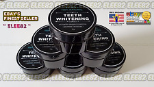 NEW COCONUT ACTIVATED CHARCOAL 100% NATURAL TEETH WHITENING POWDER no Mac