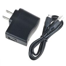 1A AC Home Wall Power Charger/Adapter+Micro USB Cord for Smart Mobile Cell Phone