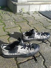 baskets converse noires pointure 36,5  UK 4  23 CM