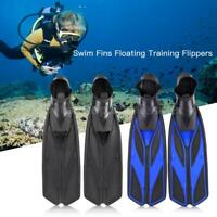 Flexible Comfort Swimming Fins Adult Profession Diving Fins Flippers Water A8B5