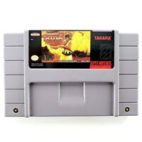 Samurai Shodown (Super Nintendo Entertainment System) Authentic Cart Only Tested