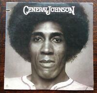 General Johnson Self Titled Vinyl LP - 1976 Arista Records AL4082