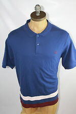 AUTH $110 Fred Perry Men Slim Fit  Polo Shirt 2XL