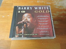 barry white - gold - double cd best of -