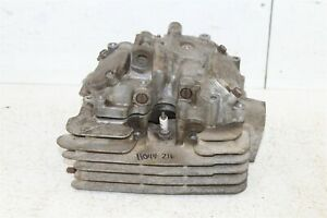 1986 Honda Fourtrax 350 Cylinder Head Valve Cover Intake Exhaust