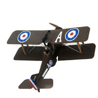 1/72 High Simulation Diecast Fighter Plane Model Toys -WWI SE 5a Dual Wing