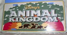 Animal Kingdom Cast Member CM only Disney  License Plate