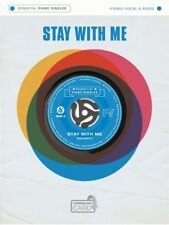 Play Sam Smith Stay With Me PIANO Single Sheet MUSIC & Audio Download