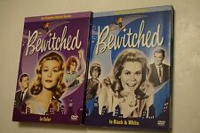 BEWITCHED SEASON 1 + 2 (DVD, 2005, 9-Disc, Origianl Packaging Colorized)