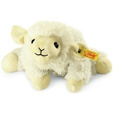 Steiff Floppy Linda Lamb Chaleur Coussin EAN 239137 22 cm couché enfant cadeau NOUVEAU