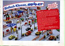 Majorette-- Einfach Klasse - Majo Kit Gewinnspiel--Werbung von 1984