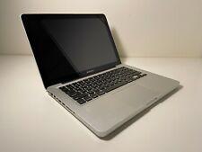 """MacBook Pro 13"""" (Unibody, Pre-Retina) / 2012 / 2.5Ghz i5 / 8GB RAM / 240GB SSD"""