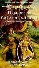 Dragons of Autumn Twilight (DragonLance Chronicles, Vol. 1)-ExLibrary