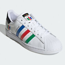 Adidas Originals Superstar Deportiva Color Blanco FU9521