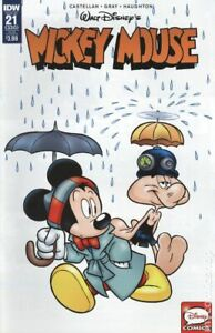 Mickey Mouse #21SUB VF 2017 Stock Image