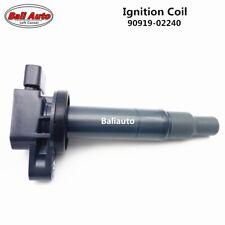 New Denso Ignition Coil 90919-02240 for Toyota Scion xA xB Yaris Echo Prius 1.5