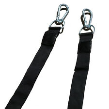 WORKOUTZ HEAVY DUTY DUAL PULLING STRAP CORD FOR WEIGHTED SPEED SLED