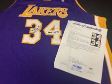 484bfff53db Los Angeles Lakers NBA Original Autographed Jerseys for sale
