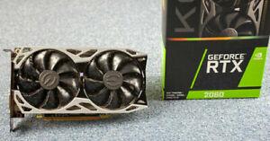 NVIDIA RTX 2060 EVGA 6GB