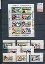XC58169 Anguilla 1984 historical figures fine lot MNH cv 26 EUR