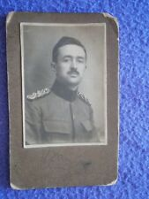 WWI AUSTRIA HUNGARY OFFICER ARMY PHOTO PICTURE ÖSTERREICH UNGARN OFFIZIER ARMEE