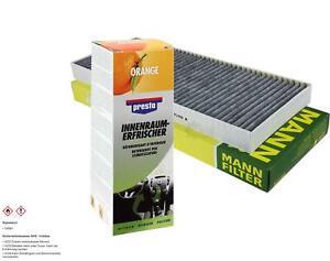 Mann-Innenraum-Filter +Bag +Klima-Fresh for Peugeot 807 E Expert 224 Case 222