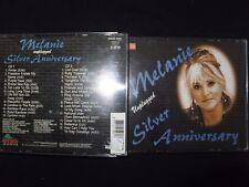 COFFRET 2 CD MELANIE / SILVER ANNIVERSARY /