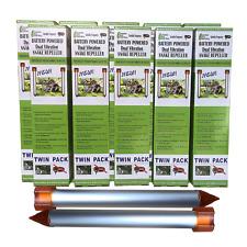 Enviro Bug Control - Battery Powered Snake Repeller - Farm - 20 Pack