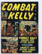 Combat Kelly #7 Atlas 1952