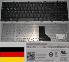Teclado Qwertz Alemán DELL Inspiron 1764 V104046AK1 09PF25 AEUM5G00010 Negro