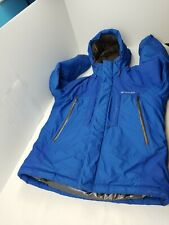 Columbia  Omni-Heat patented  down puffer Jacket Men's SIZE XL look the image